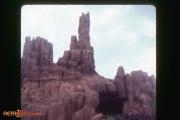 Big Thunder Mountain Railroad spire