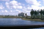 Contemporary Resort and Seven Seas Lagoon