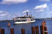 Sidewheeler Boat: Ports-O-Call