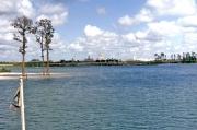 1972 Seven Seas Lagoon from Ferryboat