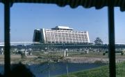 1972 Contemporary Resort Monorail