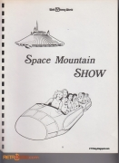 Space Mountain Show Maintenance Manual Volume 1 - p02