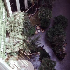 Hyatt-Grand-Cypress-Lobby-Aerial-Piano-Player