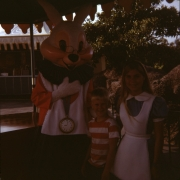 White Rabbit, Alice and Guest