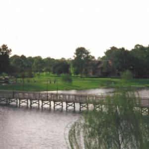 Club Lake Bridge