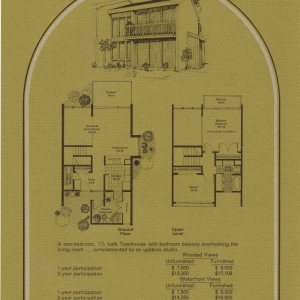 LBV Townhouse Floor Plan