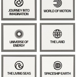 Future World Logos
