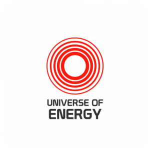 Universe of Energy Logo