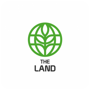The Land Logo