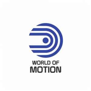 World of Motion Logo
