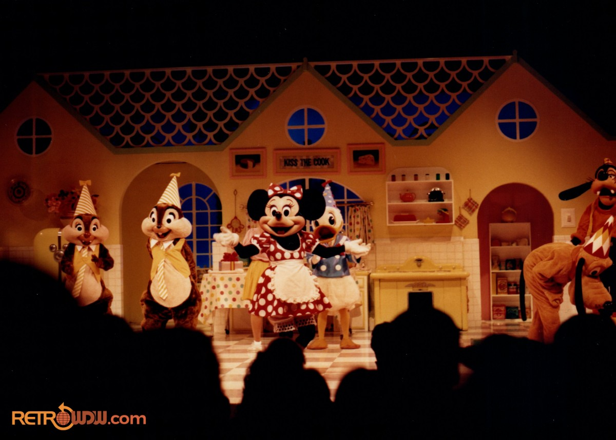 Mickey's Birthdayland Show