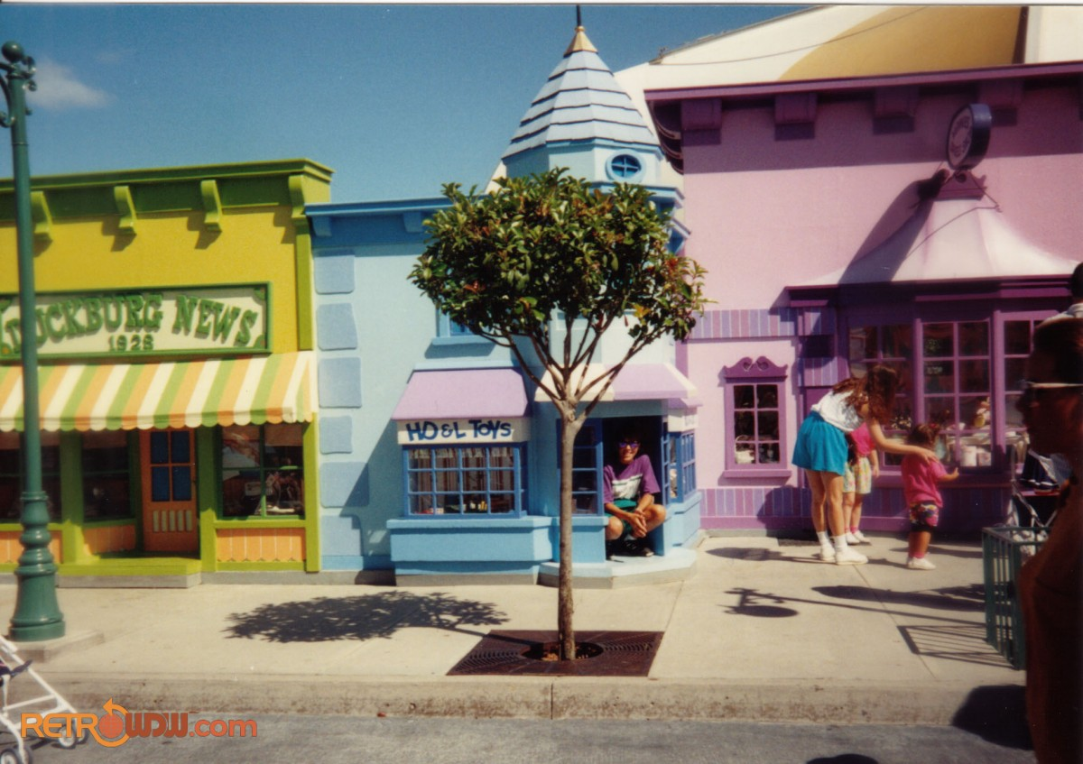 Mickey's Birthdayland - June 1991