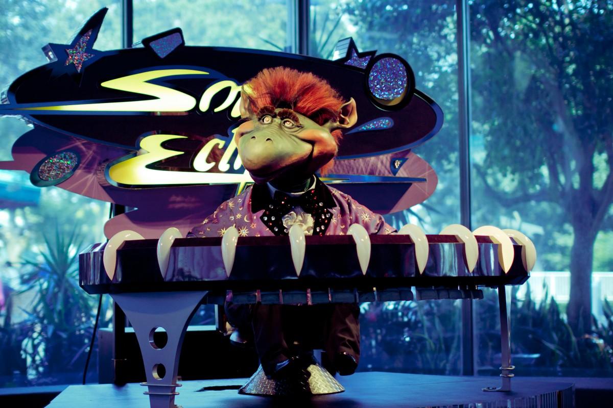 Sonny Eclipse in Tomorrowland - November 12, 2011