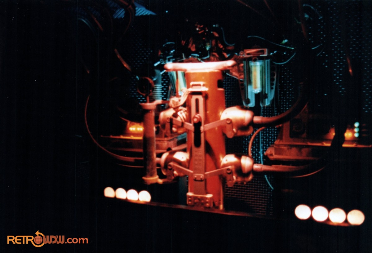 Various Alien Technology in the Main Show Room of Alien Encounter