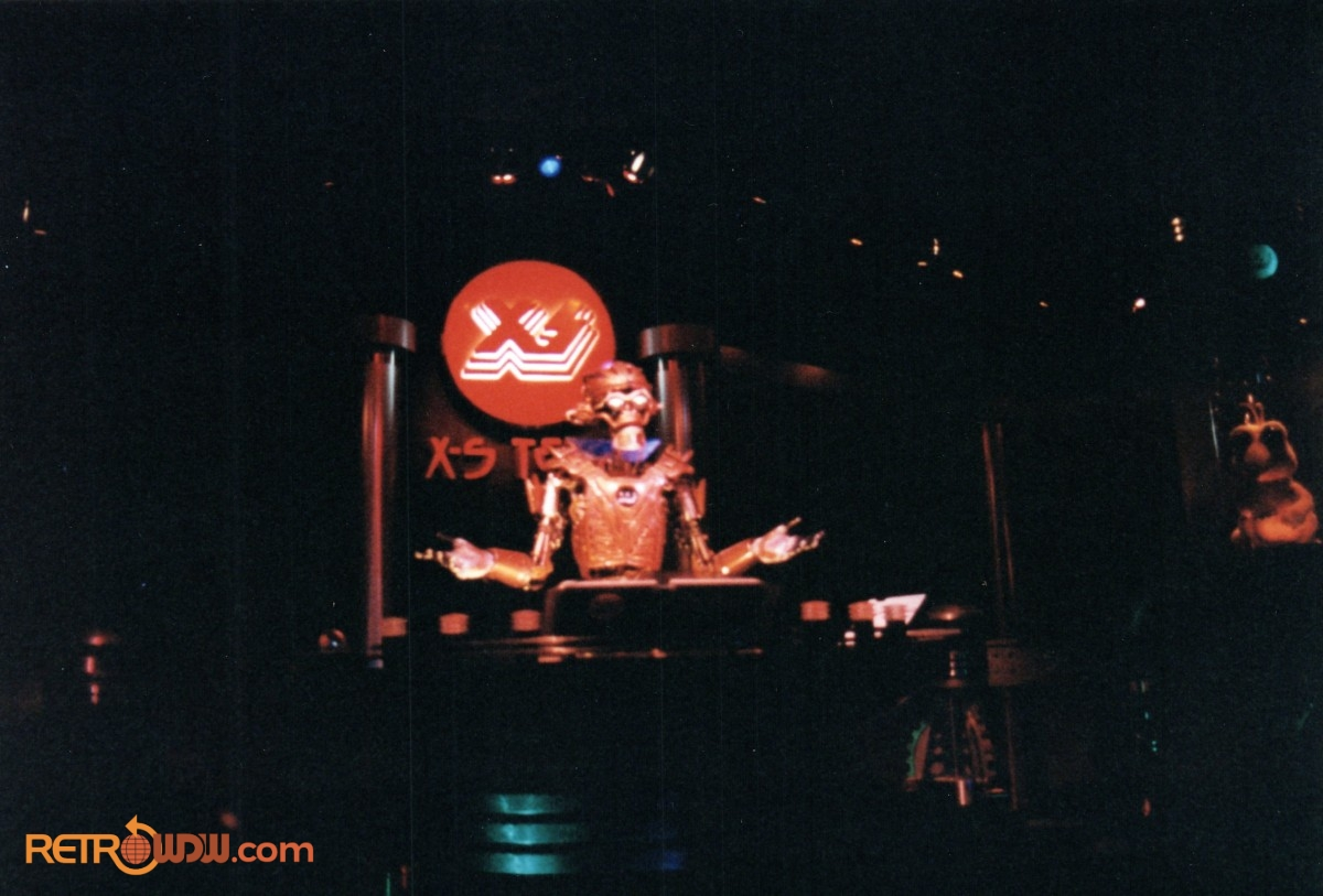 Alien Encounter Pre-Show with T.O.M. 2000 - 1994