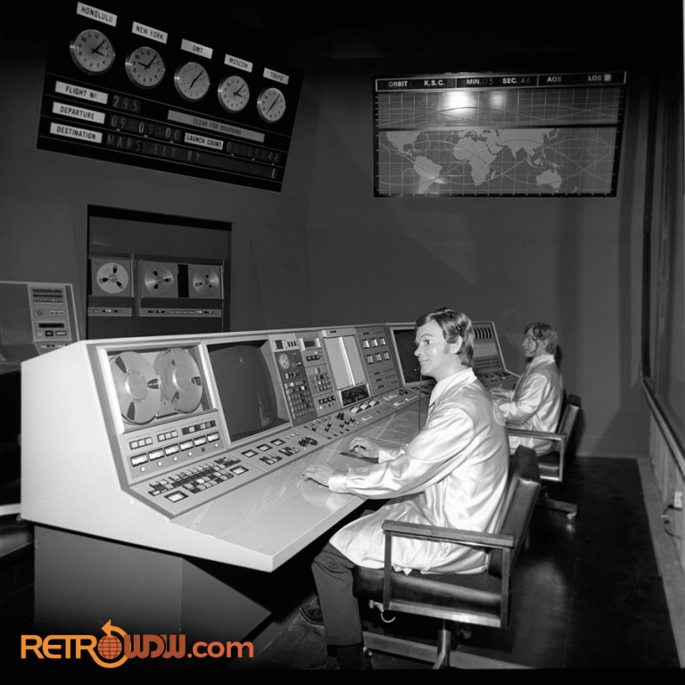 Mission to Mars Control
