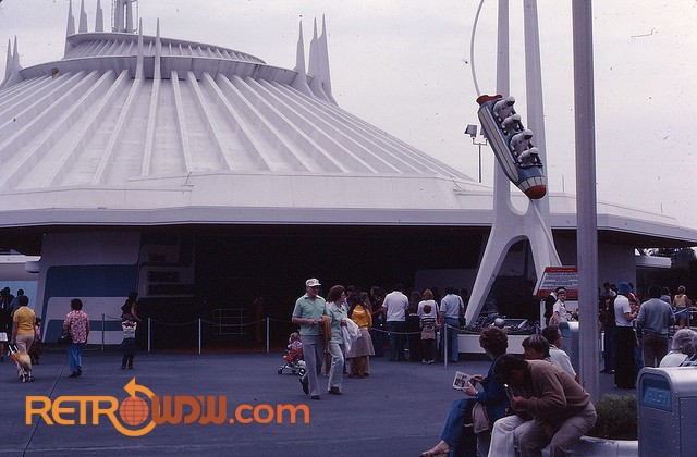Space Mountain Gallery - RetroWDW