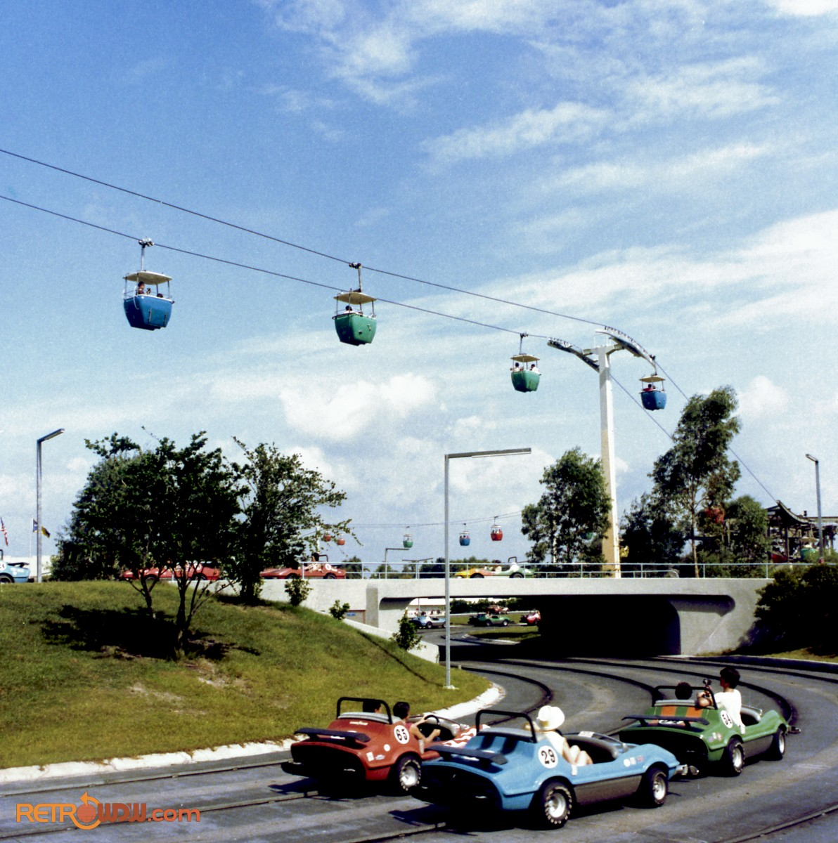 The Grand Prix Raceway and Skyway
