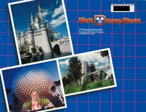 Pictorial Souvenir Cover 1984 to 1988