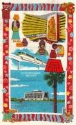 Contemporary Souvenir Towel