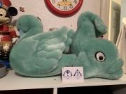 Swan & Dolphin Plush