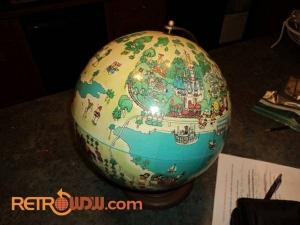 WDW Globe