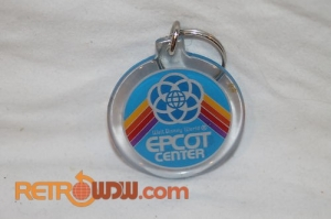 Epcot Center Keychain