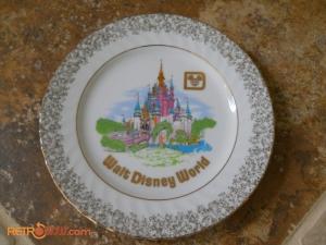 WDW Glass Plate