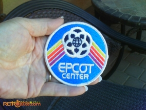 Epcot Center Patch