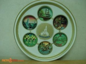 Magic Kingdom Plate