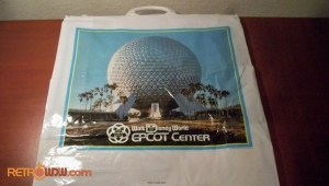 Epcot Reusable Shopping Bag