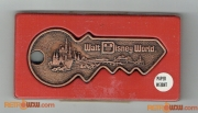 Walt Disney World Key Paperweight Souvenir