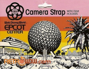 Camera Strap Packaging