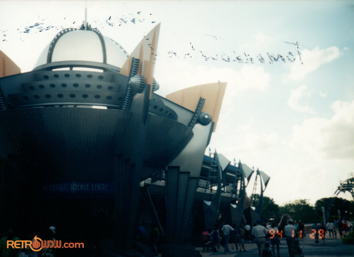 New Tomorrowland