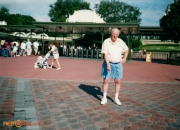 Entrance Plaza Magic Kingdom