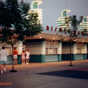 Disney-MGM Studios Ticket Booths