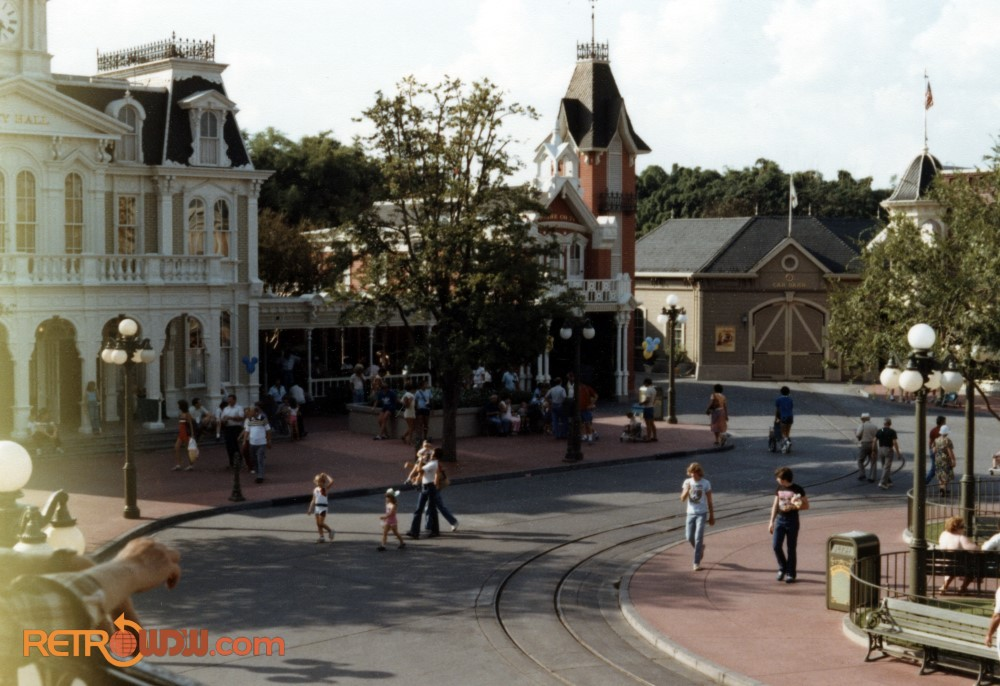 Town Square View