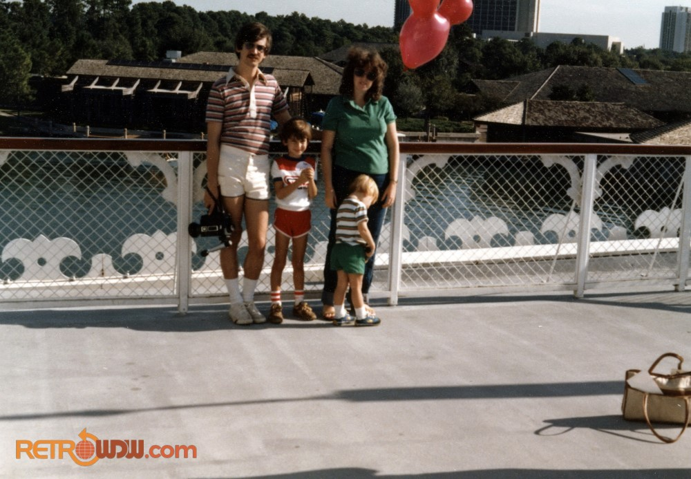 Deck of Empress Lilly