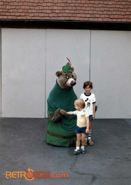 Little John Meet and Greet