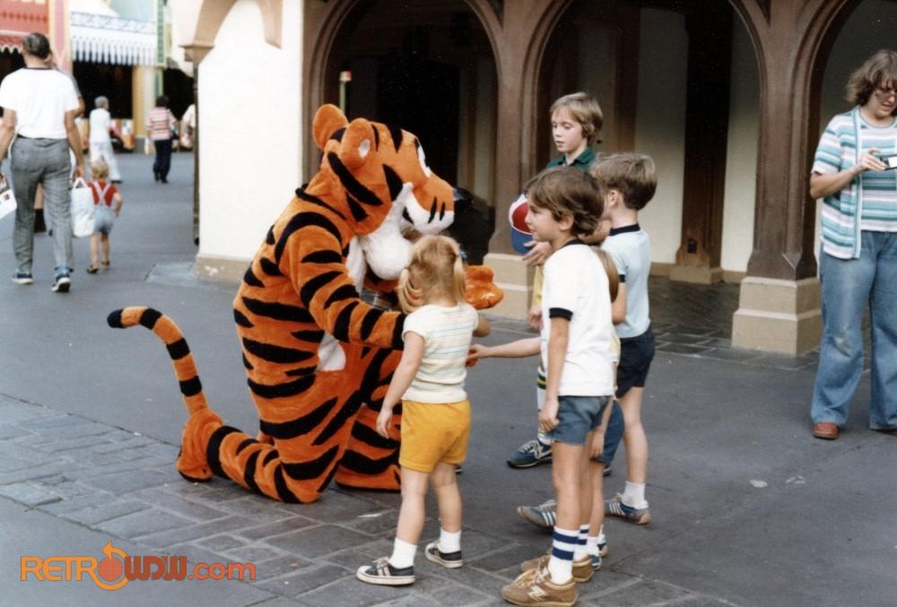 Tigger Meet and Greet