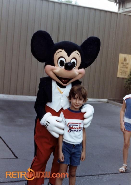 Mickey Meet and Greet
