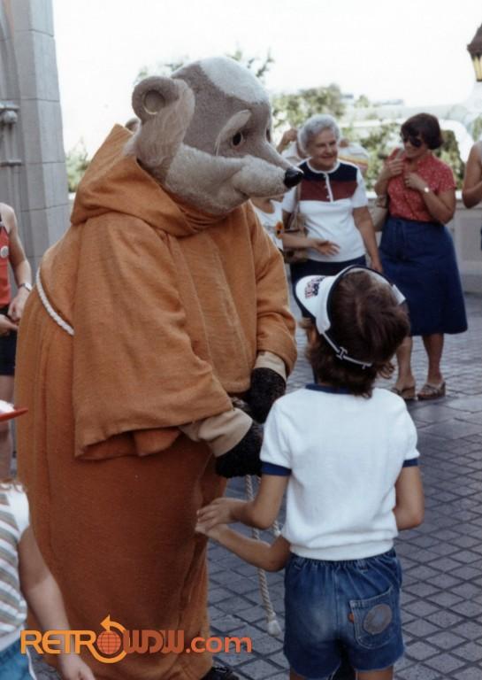 Friar Tuck Meet and Greet