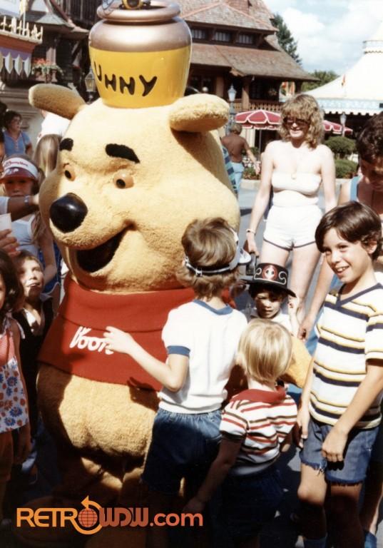 Pooh Meet and Greet