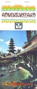 Adventureland Postcard Book Cover