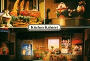 Kitchen Kabaret Postcard