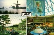 The Land Pavilion Postcard