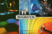 Journey Into Imagination Postcard