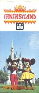 Fantasyland Postcard Book Cover