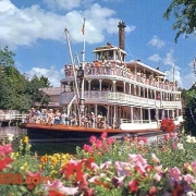 Liberty Belle Riverboat Postcard