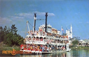 Liberty Belle Riverboat Postcard
